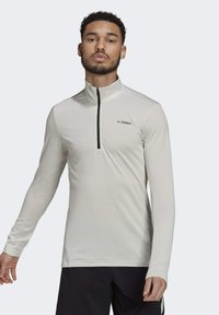 adidas Performance - Fleece jumper - grey - 0