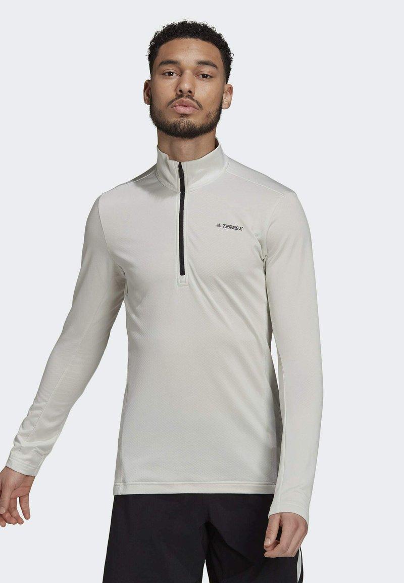 adidas Performance - Fleece jumper - grey