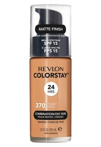 Revlon - COLORSTAY MAKE-UP FOUNDATION FOR OILY/COMBINATION SKIN - Foundation - N°370 toast - 1