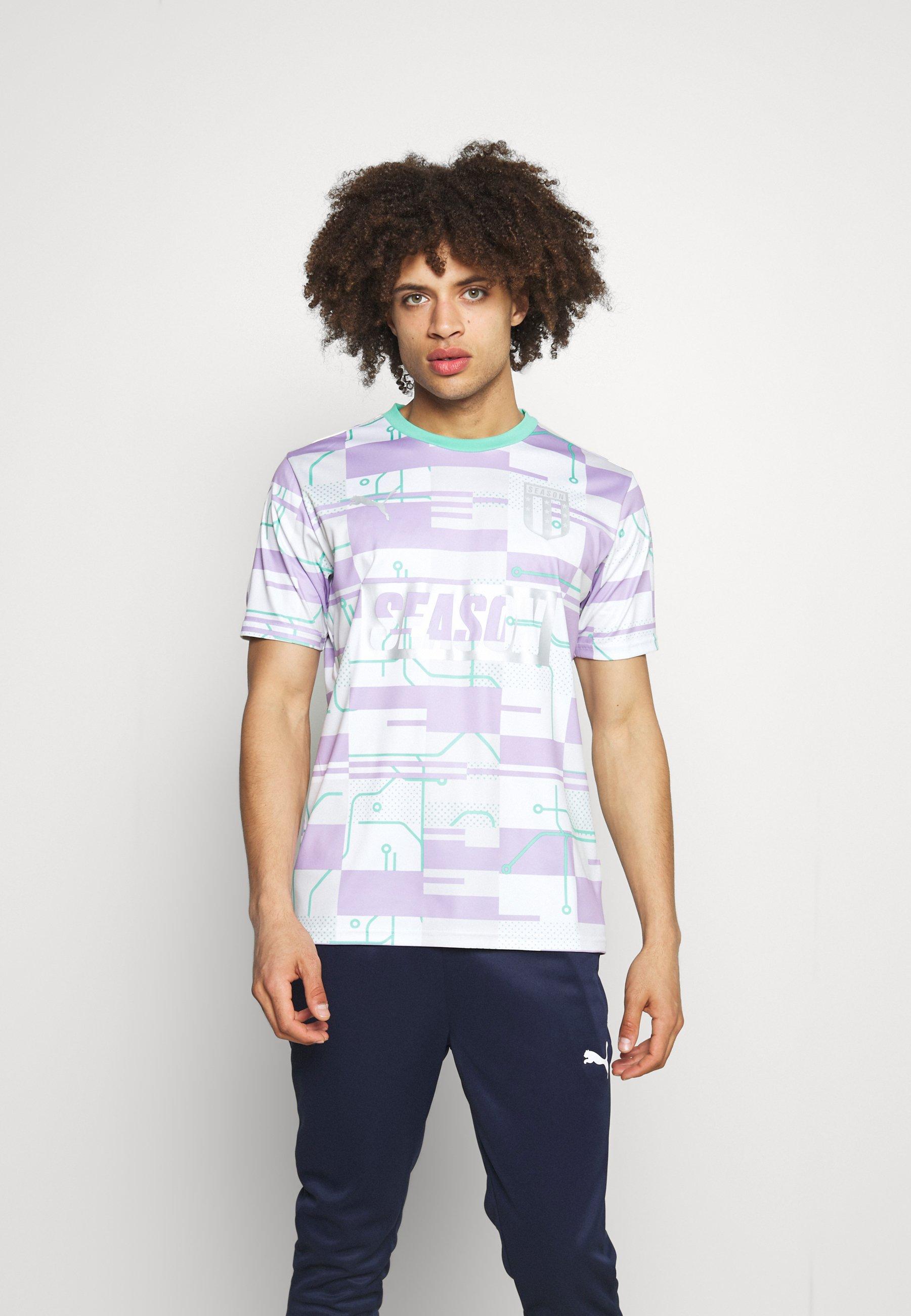Men SEASON ZINE - Print T-shirt