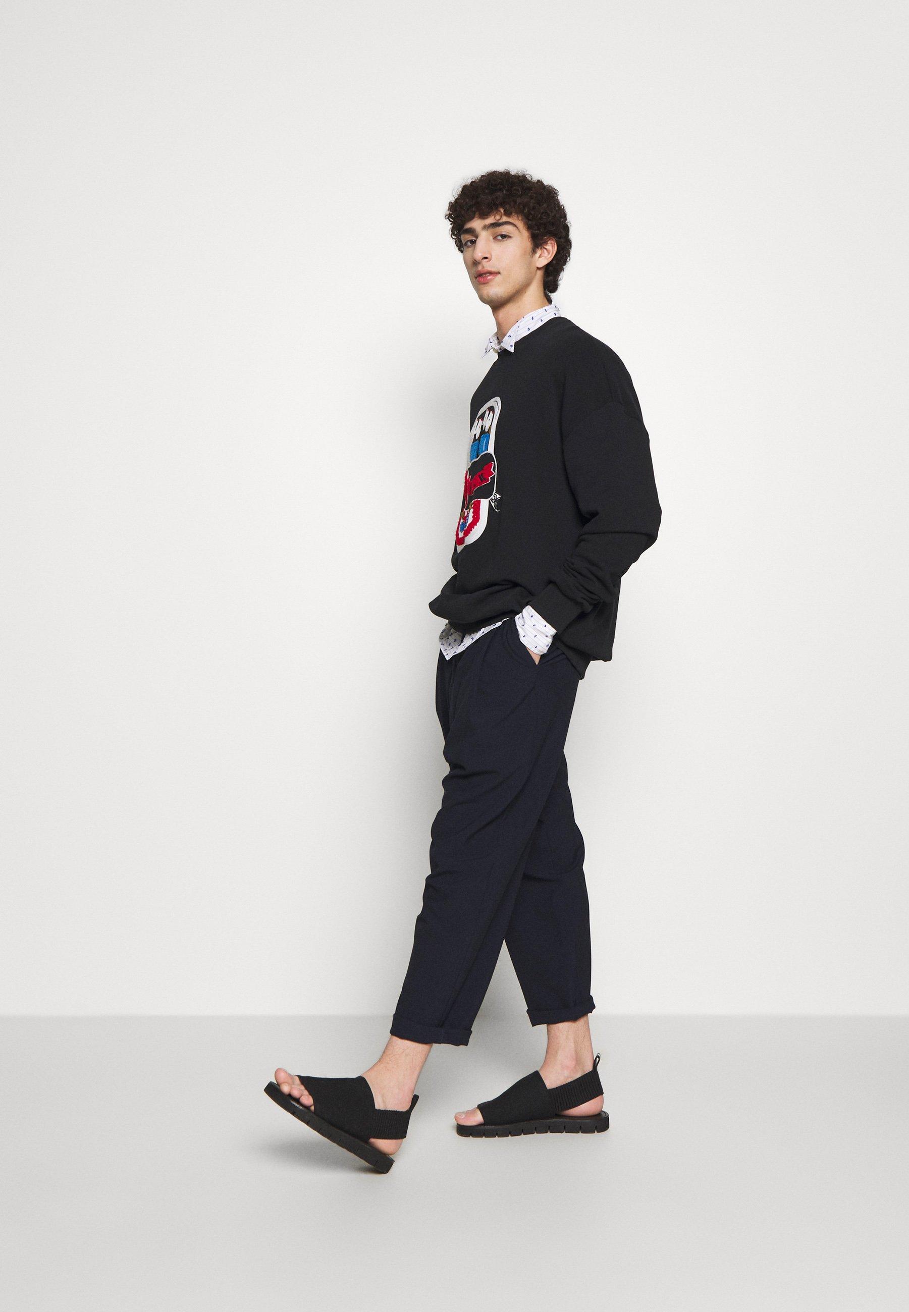 Henrik Vibskov SARDINES - Sweatshirt - black