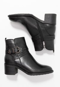 Be Natural - Ankle boots - black - 3