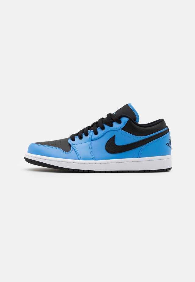 Sneakers laag - university blue/black/white