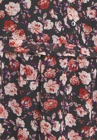 JDY - JDYKYLIE SHORT DRESS - Denní šaty - black/pastel rose - 2