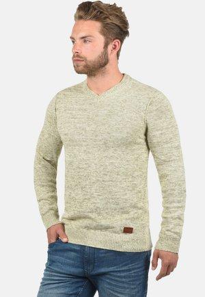 DANSEL - Pullover - beige
