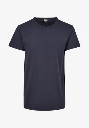Basic T-shirt - midnight navy