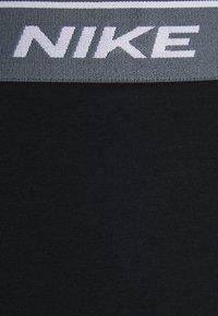 Nike Underwear - DAY STRETCH BOXER BRIEF 3 PACK - Bokserit - black - 6