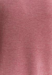 ONLY Tall - ONLMILA LACY LONG - Strikkegenser - mesa rose - 2