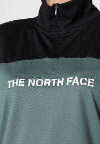 The North Face - Pitkähihainen paita - balsam green - 4