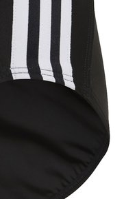 adidas Performance - ATHLY V 3-STRIPES SWIMSUIT - Swimsuit - black/white - 3