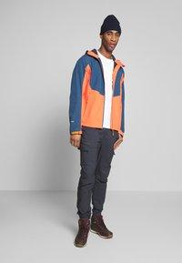 Icepeak - BARNES - Soft shell jacket - burned orange - 1