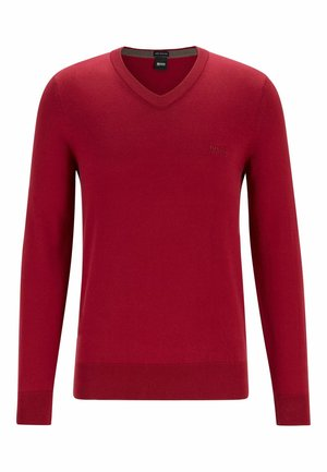 PACELLO-L - Sweater - dark red