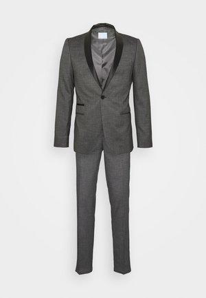 FINCH TUXEDO SUIT - Suit - black