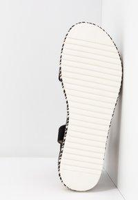 Anna Field - Platform sandals - black - 6