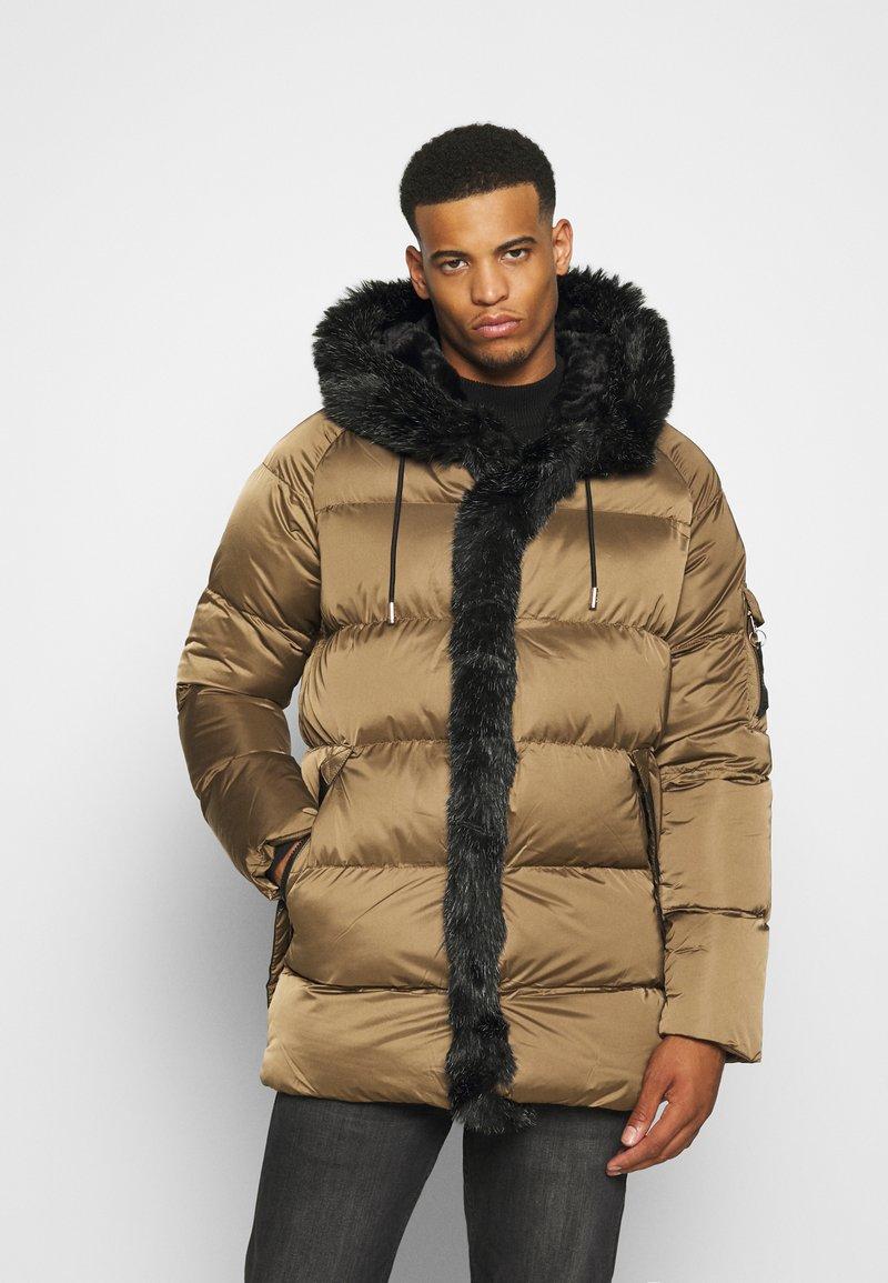 Glorious Gangsta - MAVIS  - Winter coat - sand