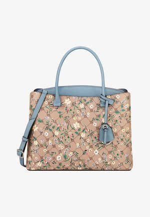 Handbag - logo floral