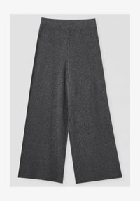 PULL&BEAR - Trousers - dark grey - 6