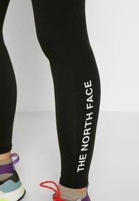The North Face - ZUMU - Leggings - black - 5