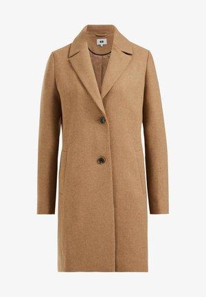 Klasický kabát - beige
