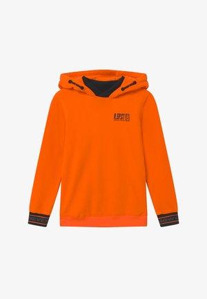 NOYANO - Hoodie - orange red