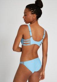 Volcom - SIMPLY SOLID FULL - Bikini bottoms - coastal_blue - 3