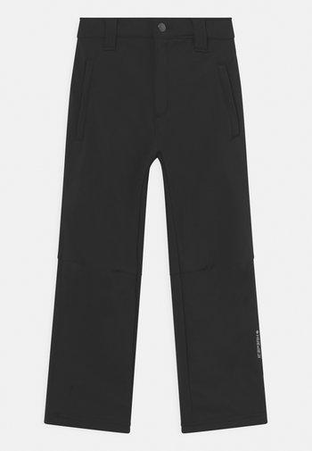 KABWE JR UNISEX - Snow pants - black