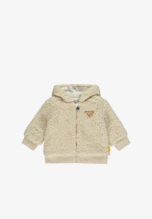 Let´s Play - Fleece jacket - beige