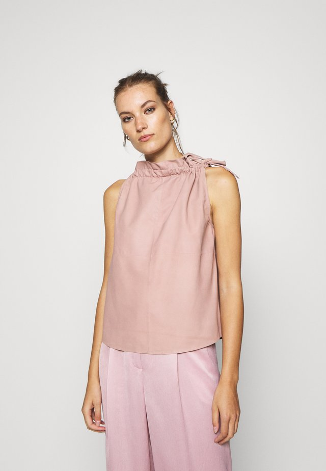 Blusa - dusty rose