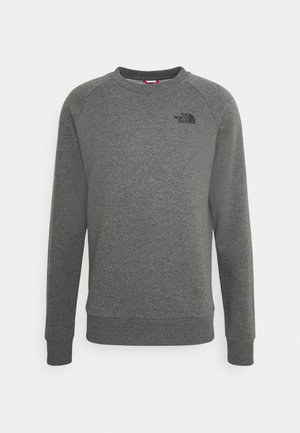 RAGLAN  - Felpa - medium grey heather