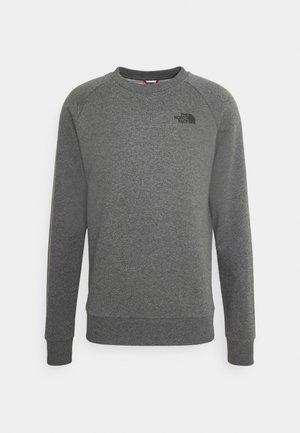 RAGLAN  - Collegepaita - medium grey heather