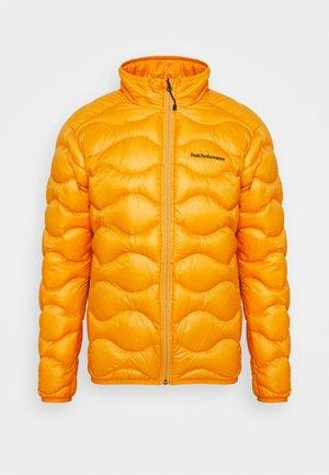 HELIUM JACKET - Down jacket - blaze tundra