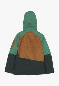 Ziener - ANOAH JUNIOR - Ski jacket - toffee - 1