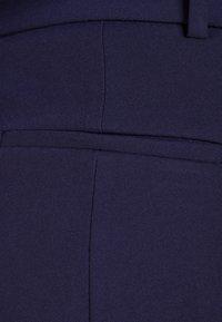J.CREW - CAMERON  - Spodnie materiałowe - navy - 4