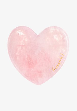 THE LOVE GUA SHA - Skincare tool - rose