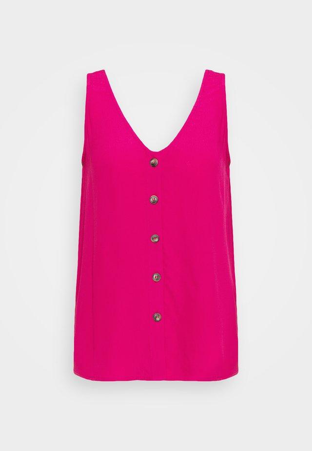 MAROCIAN - Camicetta - dark pink