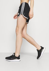 adidas Performance - PRIMEBLUE - Pantaloncini sportivi - black/white - 3