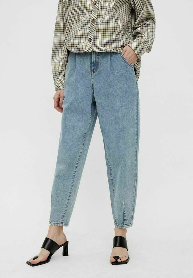 Jeans baggy - light blue denim