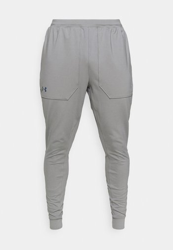 RUSH ENGANLIEGEND - Tracksuit bottoms - grey