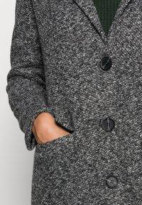 JDY - JDYBESTY  FALL - Classic coat - dark grey melange - 4
