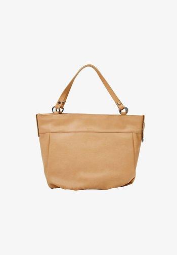 FASHION - Tote bag - camel