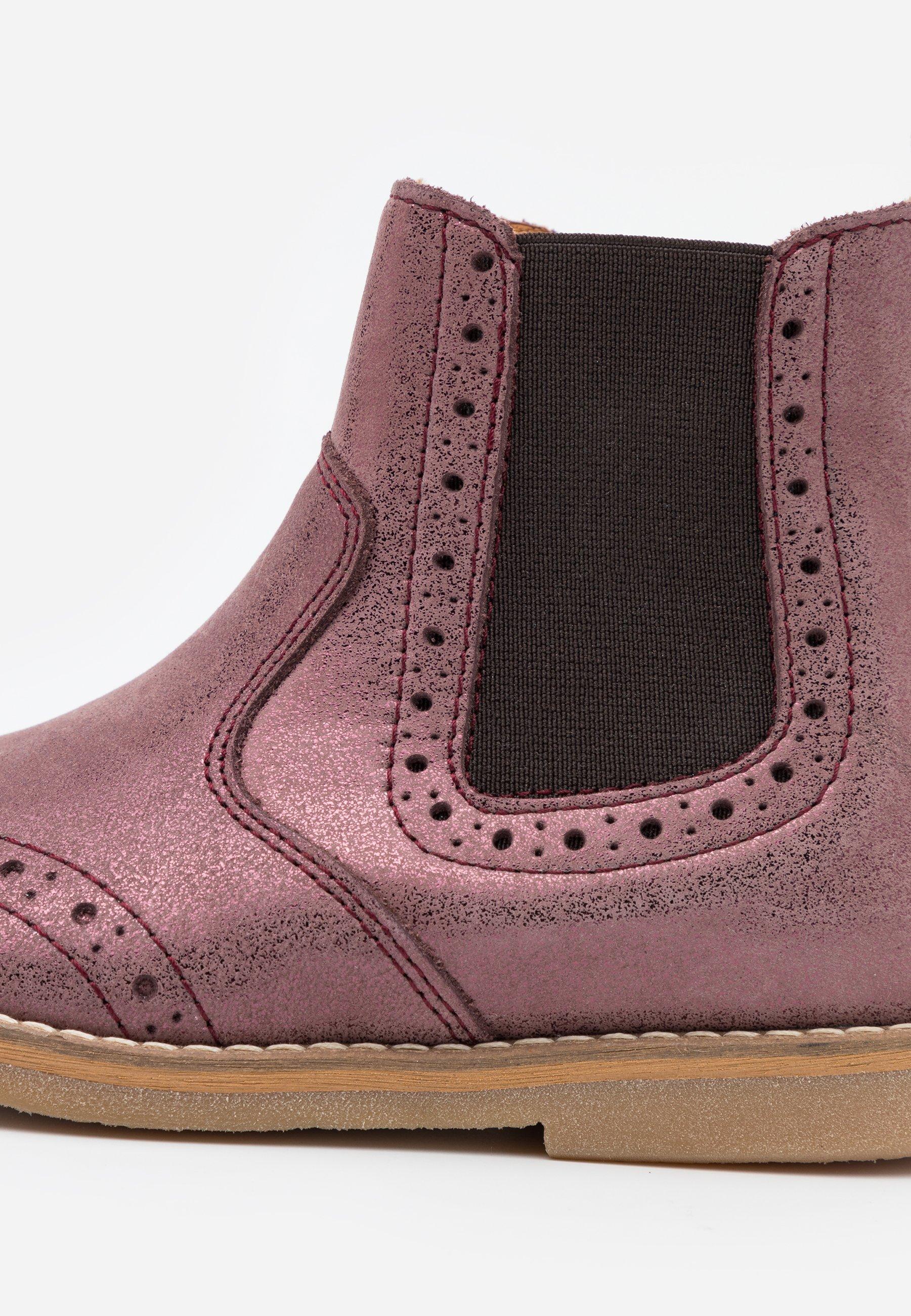 Froddo CHELYS NARROW FIT Korte laarzen dark pink