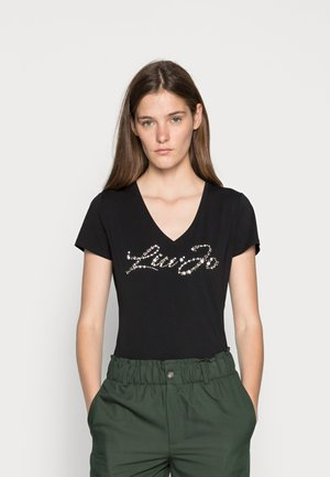 MODA - Print T-shirt - nero liujo