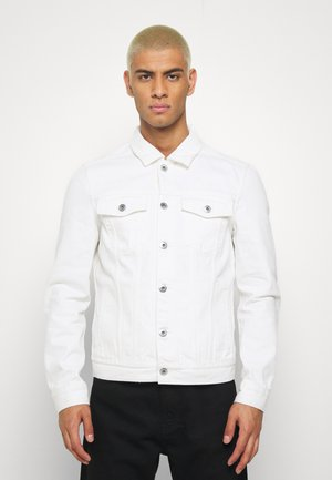 JACKET - Jeansjakke - white