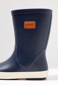 Kavat - SKUR WP - Kalosze - blue - 2