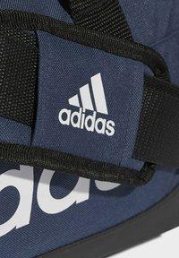 adidas Performance - DUFFELBAG - Torba sportowa - blue - 5