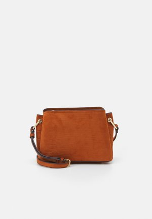 CROSSBODY BAG REVIVE - Across body bag - camel