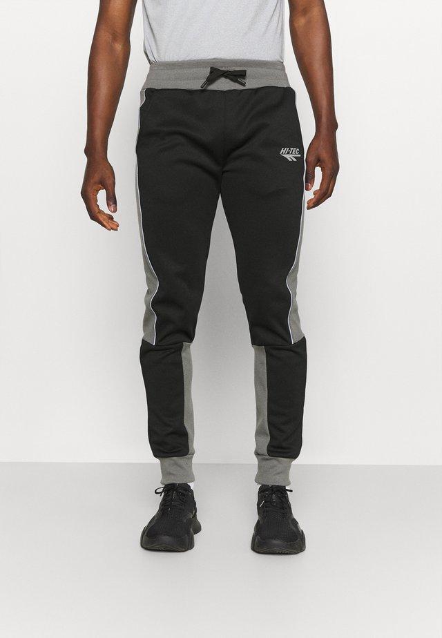 RAY JOGGERS - Pantalon de survêtement - black