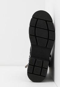 Marco Tozzi - Cowboy/biker ankle boot - black antik - 6