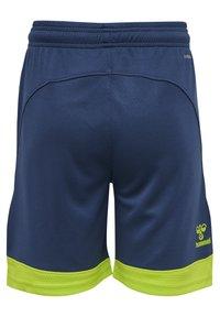 Hummel - LEAD  - Shorts - dark denim - 1