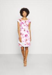comma - KURZ - Day dress - white - 1